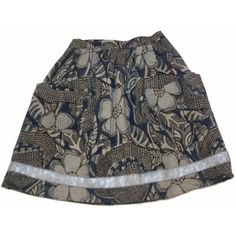 Peas and Queues Clara Skirt
