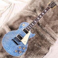 Gibson Les Paul Traditional 2015 (Ocean Blue) #150022645