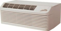 Amana Wall Air Conditioner PTH073E25CXXX by Amana. $739.00. 7,600 BTU Cooling BTUs. 6,800 BTU Heat Pump Capacity. 11.7 Energy Efficiency Ratio. R410A Refrigerant. 2.5 kW Electric Heater. Amana Wall Air Conditioner PTH073E25CXXX. With EERs up to 12.1 and COPs up to 3.4, the unit's high efficiencies may qualify you for many of the rebates offered by electrical power companies. Amana's PTAC has been redesigned to be the quietest PTAC they've ever built. The unit's state-...