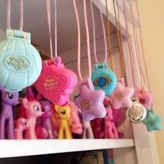 Polly Pocket and Ponies