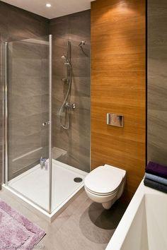 Znalezione obrazy dla zapytania łazienka z drewnem aranżacje