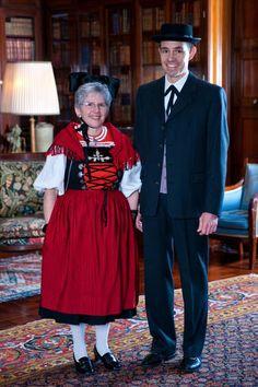 Aargau Traditional Costume
