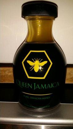 Queen Jamaica honey. Best honey ever!!