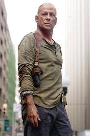 Die Hard, Bruce Willis  (All Die Hard Movies) Who doesn't love all the Die Hard movies?!