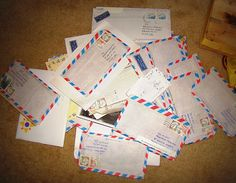 pile-of-love-letters