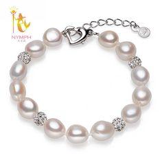 Baroque Natural Freshwater Pearl Bracelet