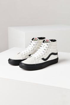098ebde5b0bac Shop Vans   UO Tonal Sk8-Hi Trainers at Urban Outfitters today. We carry