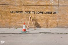 Subversive street artist Mobstr has surfaced in East London just in time.