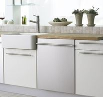 Stainless steel dishwashers look great in every kitchen!