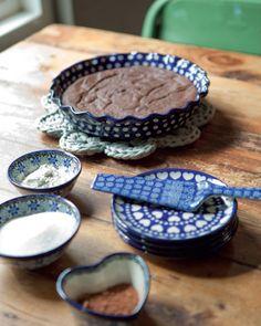 go to carolspotteryandporcelain.com for  Boleslawiec Polish Pottery