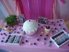 Bolinho super especial de Cupcake da vovó...Por Lucia Garcia Bolos e Doces (facebook)
