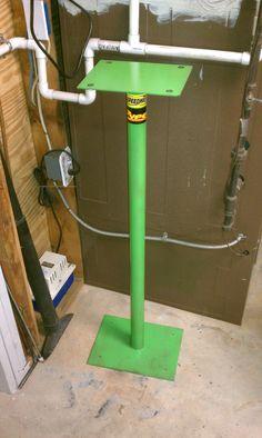 Just a plain grinder stand