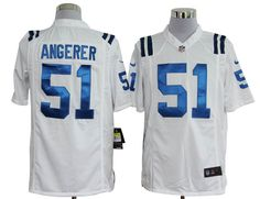 Nike NFL Jerseys Indianapolis Colts Pat Angerer #51 White,2013 new Nike NFL Jerseys shop,elite Nike NFL Jerseys wholesale,Nike NFL Jerseys for sale,Nike NFL Jerseys on sale        ,wholesale Nike NFL Jerseys cheap,discount Nike NFL Jerseys wholesale