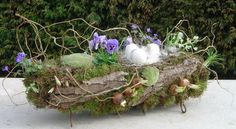 Voorjaarsstuk - Easter centerpiece