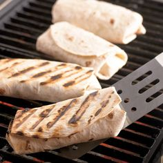 Chef's Tip: Get creative on the grill. Instead of burgers, grill up your favorite burrito or wrap. Try it with our Grilled Chicken & Garden-Fresh Basil Wraps.