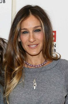 Sarah Jessica Parker | 24 Celebrities Who Have Perfected The Ombre Hair Color