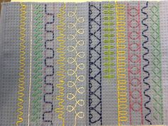 Swedish Embroidery, Hand Embroidery, Swedish Weaving, Crochet Blanket Patterns, Cross Stitch Designs, Needle And Thread, Needlework, Sewing, Crafts
