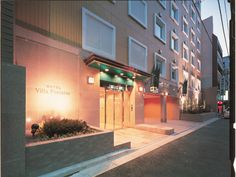 Tokyo Hotel Villa Fontaine Tokyo-Jimbocho Japan, Asia The 3-star Hotel Villa Fontaine Tokyo-Jimbocho offers comfort and convenience whether you're on business or holiday in Tokyo. The hotel offers a wide range of amenities and perks to ensure you have a great time. Take advantage of the hotel's free Wi-Fi in all rooms, 24-hour front desk, Wi-Fi in public areas, laundry service, elevator. Guestrooms are fitted with all the amenities you need for a good night's sleep. In some of...