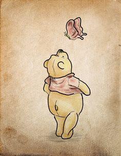 Pooh Bear by ~NicolesDesigns94 on deviantART