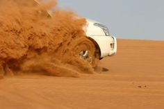 action photography - car