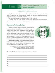 4 ano caderno_de-producao_textual_lingua_portuguesa.vol_i Daniel Diaz, Hans Christian, Tea, Writing Activities, Teas