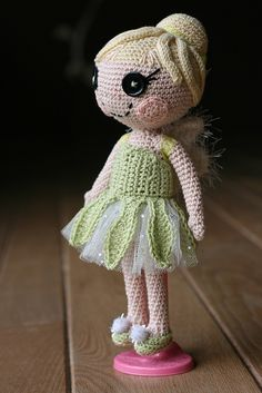 tinkerbell lalaloopsy, via Flickr.