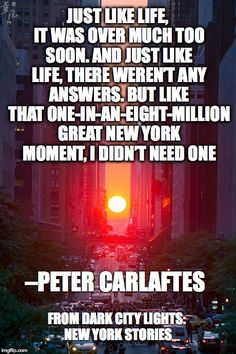Dark City Lights: New York Stories, available April 2015 Dark City, City Lights, New York, In This Moment, Quotes, Life, Quotations, New York City, Nyc