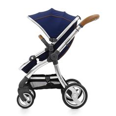 egg Stroller Regal Navy