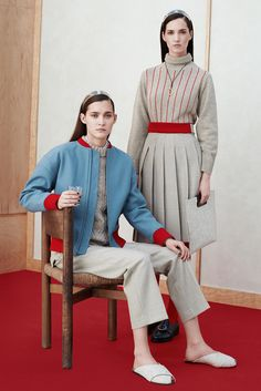 Trademark Fall 2014 Ready-to-Wear - Collection - Gallery - Style.com