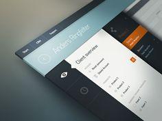Customer Admin by Anders Ringfelter