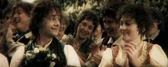 Hahaha! Looks like Pippin found his special someone. lol XD