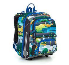 Školní batohy pro prvňáčky - kvalitní, hezké a lehké | topgal.cz Suitcase, Backpacks, Products, Bebe, Backpack, Briefcase, Backpacker, Gadget, Backpacking
