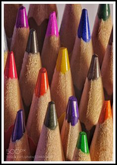 I've been sharpening my pencils! (3) by ianclement2014