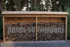Haardhouthok douglas hout