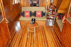 Life Heritage Resort Boat Interior
