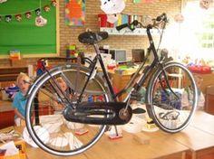 leuke opening van het thema Wordpress, Transportation, Preschool, Bicycle, Van, Vehicles, Sports, Kids, Robot