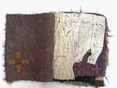 Mandy Pattullo/Thread and Thrift - Cross Patch fabric book
