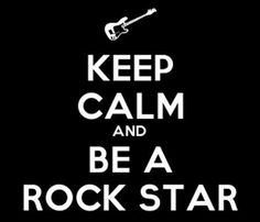 Be a Rock Star - I want to sing (or play the drums or both) on stage in front a a huge crowd! Stood on stage at Starlight when I met Tommy Shaw and wow!! What a feeling!