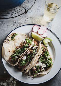 Carnitas tacos / The Tart Tart