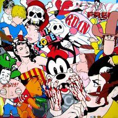 Pop Art by Ben Frost