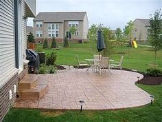 Looking To Find Concrete Patio Shapes Ideas A Garden Results In Fantastic And Pleasing E All Over The Summer Time Even Into Winter