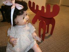 "Pedigree doll 20"" Toddler , original tagged dress VGC"