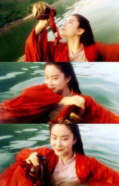 Brigitte Lin as Dongfan Bubai