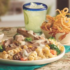 Mix and Match Creations™ Recipes:  Southwest Steak Queso Skillet