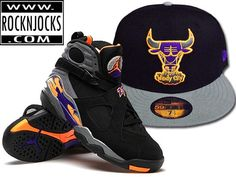 8853df7a8 New Fitteds @ ROCK-N-JOCKS: Custom NEW ERA x NBA「Chicago Bulls」59Fifty  Fitted Cap. Strictly Fitteds · Sneaker Matching Fitted Caps