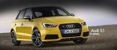 In Detail: The Audi S1 and S1 Sportback  New 2.0 TFSI with 170 kW (231 hp) and 370 Nm (272.90 lb-ft) of torque, but just 7.0 liters per 100 kilometers (33.60 US mpg) From 0 to 100 km/h (62.14 mph) in 5.8 seconds First quattro drive in the small compact segment A great name makes a comeback: Audi is presenting the S1 and the S1 Sportback, the new flagship models in the compact A1 model line.