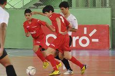 Montessori gana en la 2da. jornada del Cuarto Intercolegial Claro de Futsal Masculino | NOTICIAS AL TIEMPO