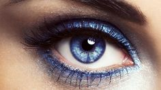 grafika blue, eye, and eyes