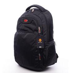 Černý batoh Diviley se třemi prostornými kapsami a polstrovanou kapsou na 15'' notebook. Batoh má vyztužená záda, nastavitelné polstrované popruhy, několik kapes a postranní kapsy na láhve s pitím. Dopřejte si kvalitní a pohodlný batoh pro vaše tůry.