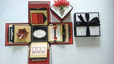 Double Tri shutter Card Tutorial by Srushti Patil - YouTube